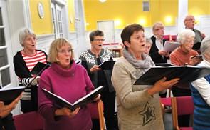 Nordiske toner i kirkecentret tirsdag aften