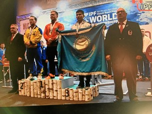 Guld og verdensrekord til Matti Christensen