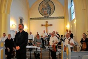 Hobro Kammerorkester indtager Værket