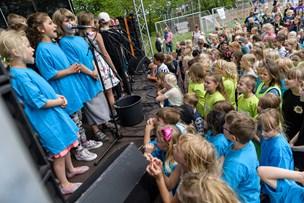 Festival for sfo-børn åbner med fede rytmer