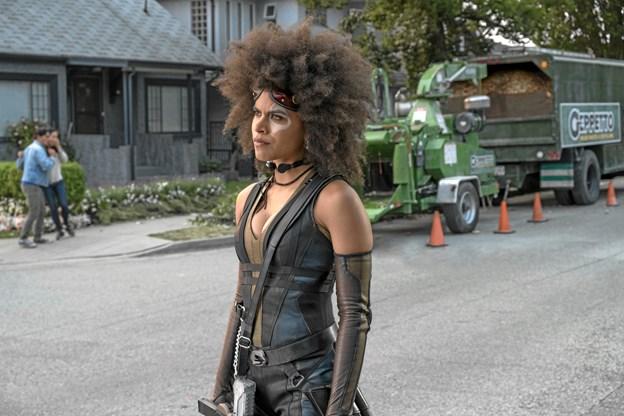 Endnu et scenebillede fra Deadpool 2.