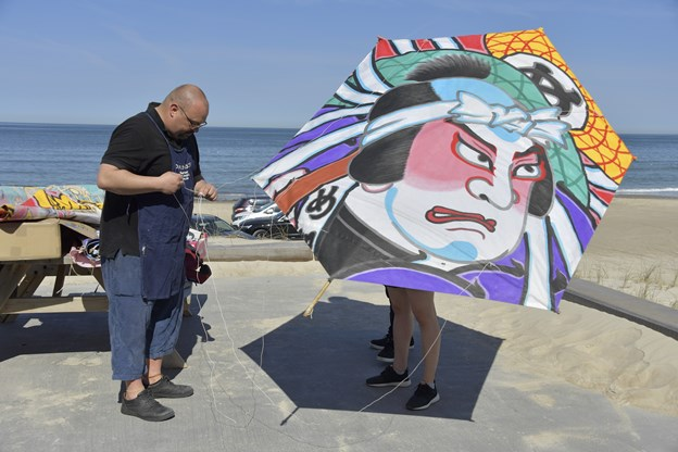 Oppe mod vinden: Windfestival Blokhus-Løkken manglede sus i sejlene