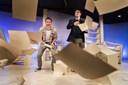 Teateret stinker i Hobro - formand opfordrer til let påklædning