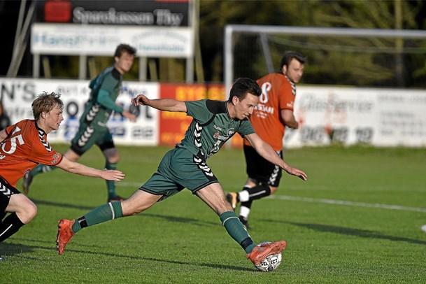 Hanstholm vandt - men slap mål ind