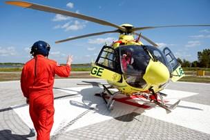 Solidt flertal til helikopter-placering i Jammerbugt Kommune