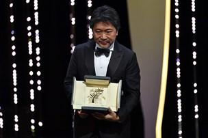 Tak! Japansk film hædres med Guldpalmen i Cannes