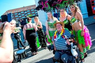 Hul igennem til karnevallet: Nu bliver der knald på mobilsignalet
