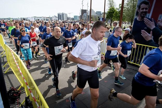 De gode løbeben er i mål: 10 kilometers Royal Run i Aalborg afviklet i fin stil