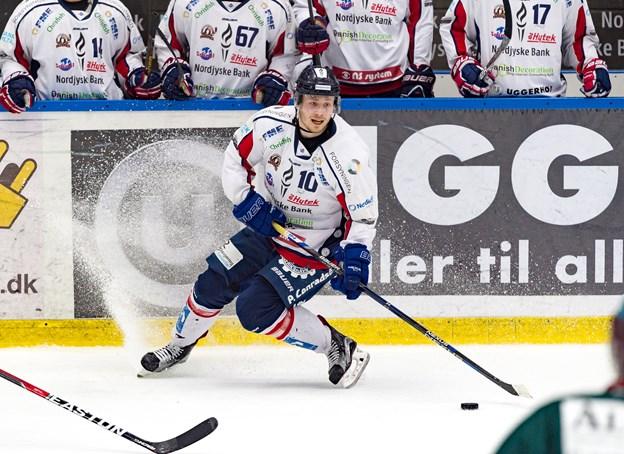 White Hawks forlænger med hårdtarbejdende svensker