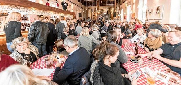 Bryghus på toppen: Udvider bar og restaurant