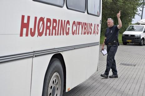 Hjørring Citybus er gået konkurs: 100 job i fare