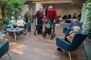Nyt demenscenter på Ingeborgvej åbner fredag