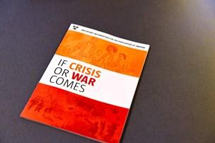 Svensk brochure: Sådan gør du i tilfælde af krig og krise