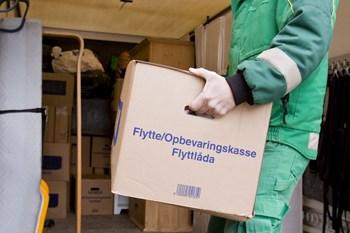 Her er tjeklisten til de vigtigste ting, der skal være styr på, inden flyttebilen ankommer og sender poden afsted til sin allerførste bolig.
