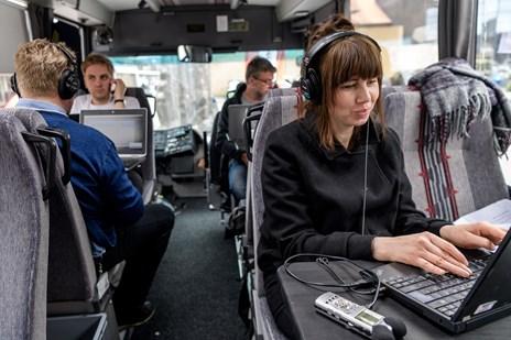 Besøg NORDJYSKE Bussen