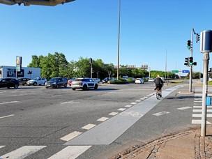 Har du også sukket over kø i belastet vejkryds? Nu ombygges det