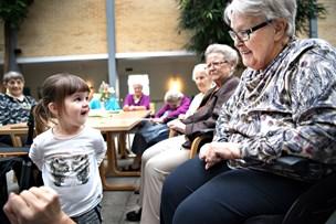 Flere ældre i Brønderslev - men ikke nok SOSU-er til at passe de gamle