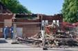Efterforskningen fortsætter: Brand på Hedelund formodes påsat