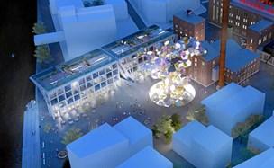 Støttekroner strømmer ind: 10 mio. kroner til Cloud City