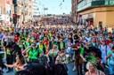 Politi: Så høj er sikkerheden ved karneval