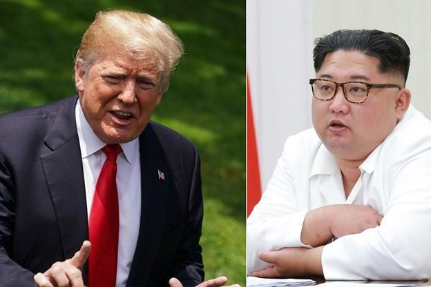 Trump aflyser topmøde med Nordkorea