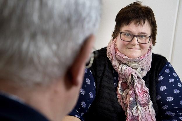Nyresyge Birgitte mister sygedagpenge - 3F klager