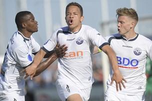 Vendsyssel FF på superligakurs - vandt over Lyngby