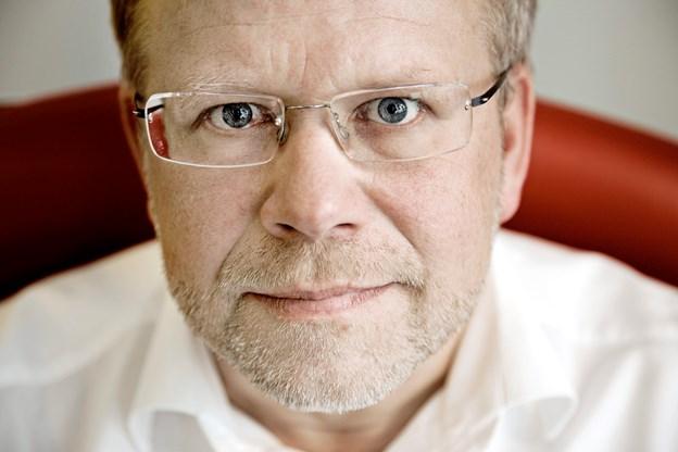 Finn Strier: Husker kun lidt om kæmpelån