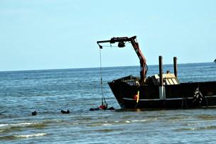 Nordjysk havn gøres sommerklar efter store problemer med sand