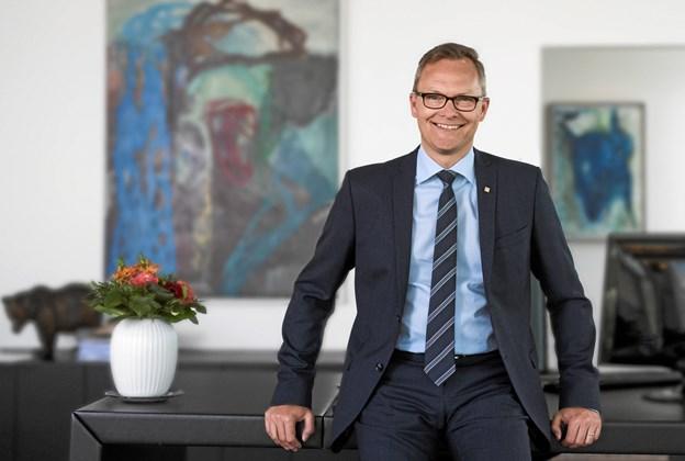 Ny sparekasse på vej -Kronjyder åbner i Aalborg