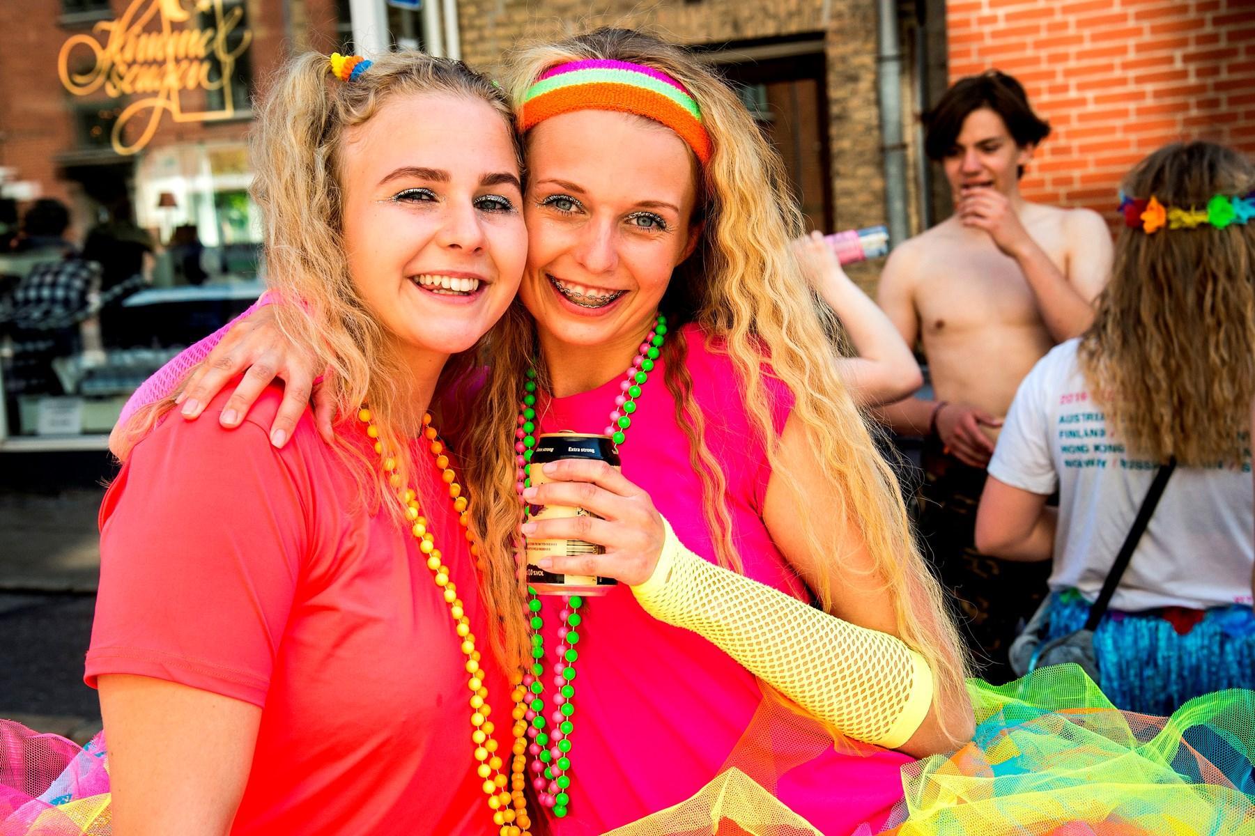 Vild i varmen: Sådan bliver du klædt på til karneval
