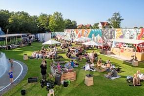 Kunsten Summer Lounge - med unge i fokus