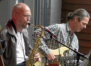 Jazz og sild i Stenbjerg