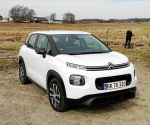 Mini-SUV'en Citroën C3 Aircross er med originalt design inde og ude en bil, der taler til følelserne