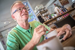 Kochs Kaffebar udvider: Flere siddepladser og en tagterrasse