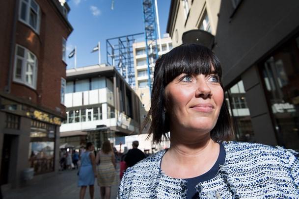 Camilla skal lede Salling Rooftop