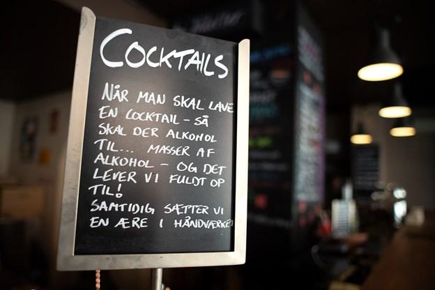 Når du bestiller cocktails på El Mariachi, så er der ikke sparet på alkoholen. I fremtiden vil der dog også være lettere alternativer.