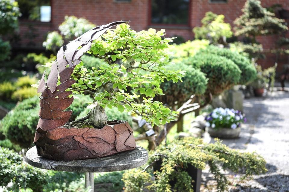 Galleri Birkegården Foto: Bent Bach