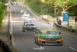 Himmerland satte sit aftryk på det århusianske gade-racerløb