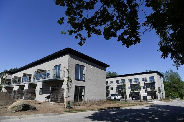 Aalborg Hotel Apartment, som åbner i dag 7. juni, har 27 lejligheder. Foto: Bent Bach