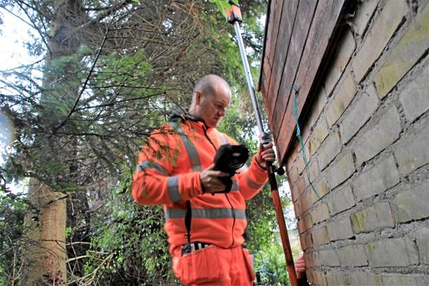 Ifølge den lokale landinspektør fokuserer mange huskøbere skarpt på huset og glemmer at rette opmærksomhed mod andre forhold ved ejendommen. Foto: PR.