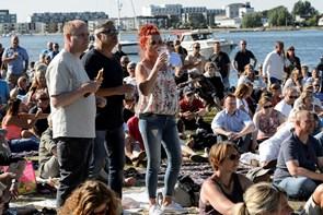 Gratis musik: Fjordrock bliver mere ambitiøs