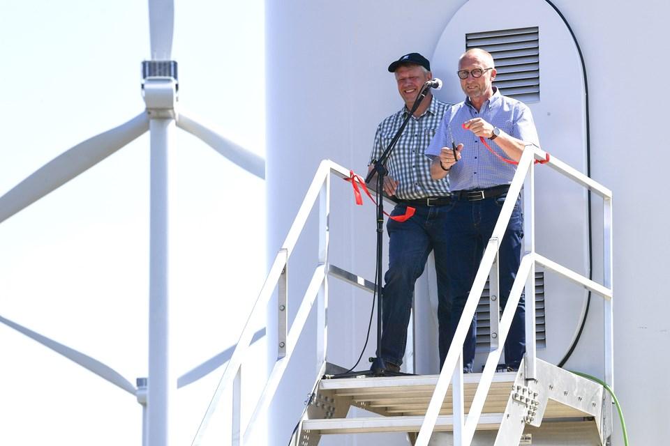 Bente Lembo og Michael Koch
