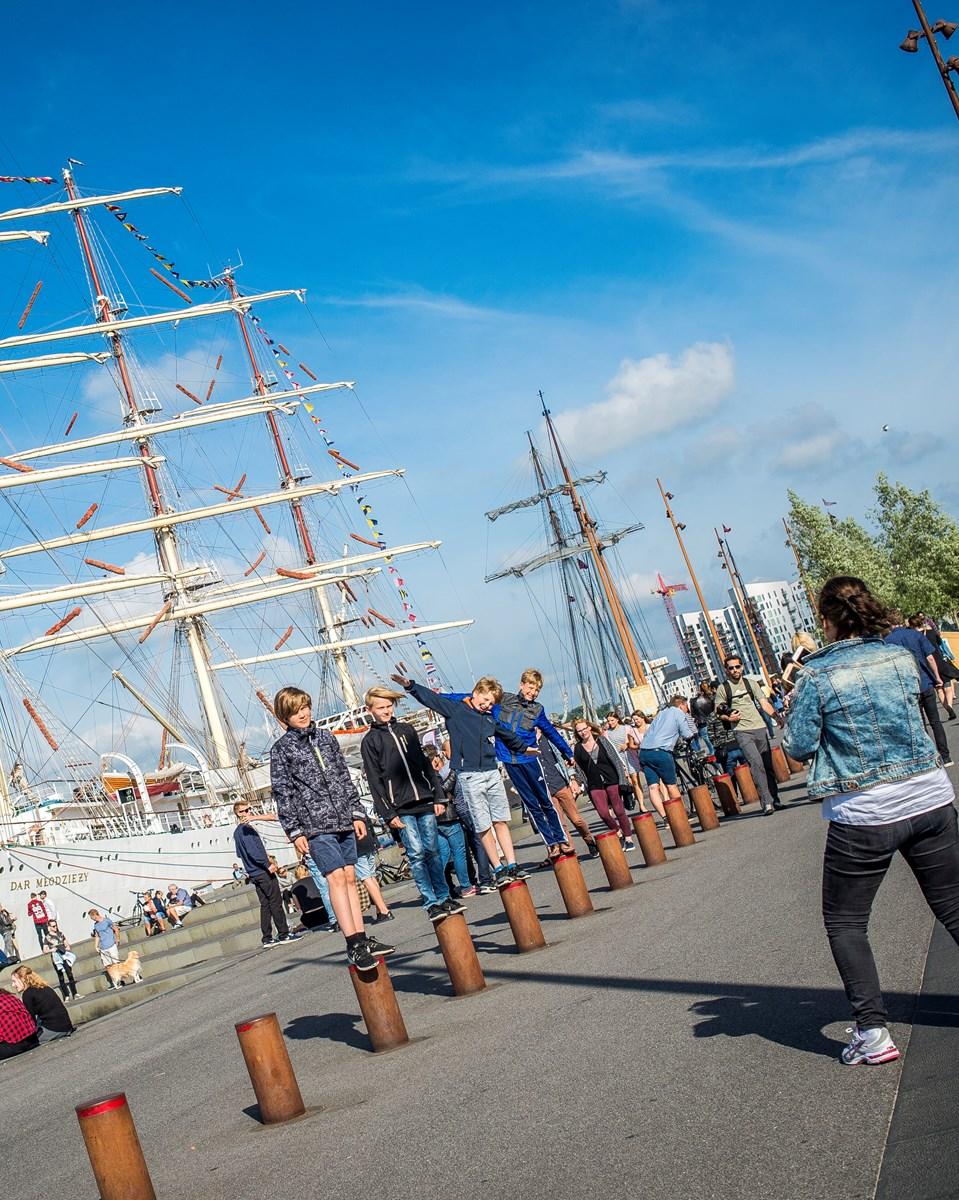 Aalborg Regatta: Kursen er sat mod folkefest