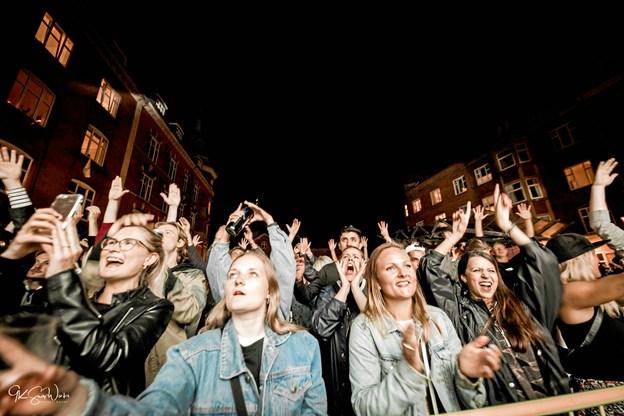 24. og 25. august skal der festes i byens gader. Foto: Rafael Zarac