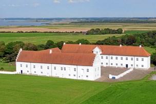 Kloster udvider: Vi vil også være vandrehjem