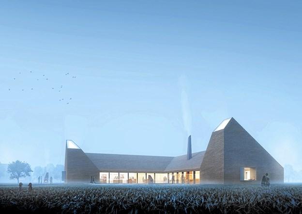 Den norske prisvindende arkitekt Reiulf Ramstad skal slå stregerne til det kommende nationale videns- og inspirationscenter Kornets Hus. Centret skal opføres ved Hjørring, og efter planen vil det stå klar til åbning i begyndelsen af 2019