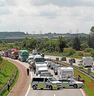 Uheld i tunnel kan skabe kaos: Minister skal svare på nordjysk trafik-advarsel