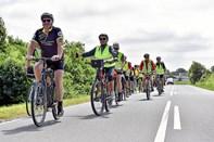 Valgte Thy som cykel-udflugtsmål