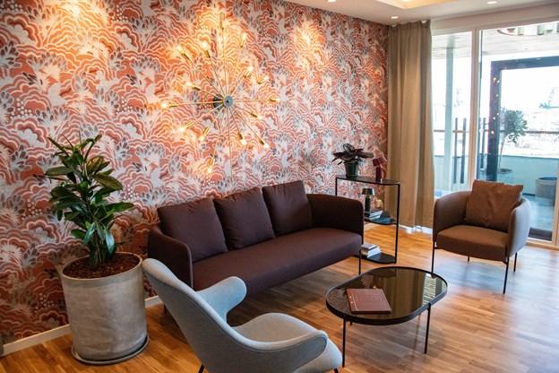 Foto: Kim Dahl HansenFREDERIKSHAVN - Hotel Jutlandia  fra den nye restaurant - Sted1